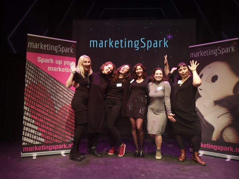 marketingSpark Team at Boom Marketing