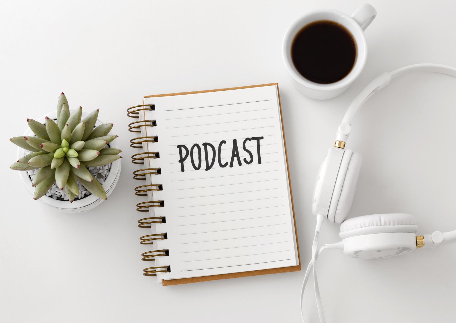 20 redenen om te beginnen met podcasten én lees je 5 extra redenen om juist nu in deze periode met Corona maatregelen te starten.