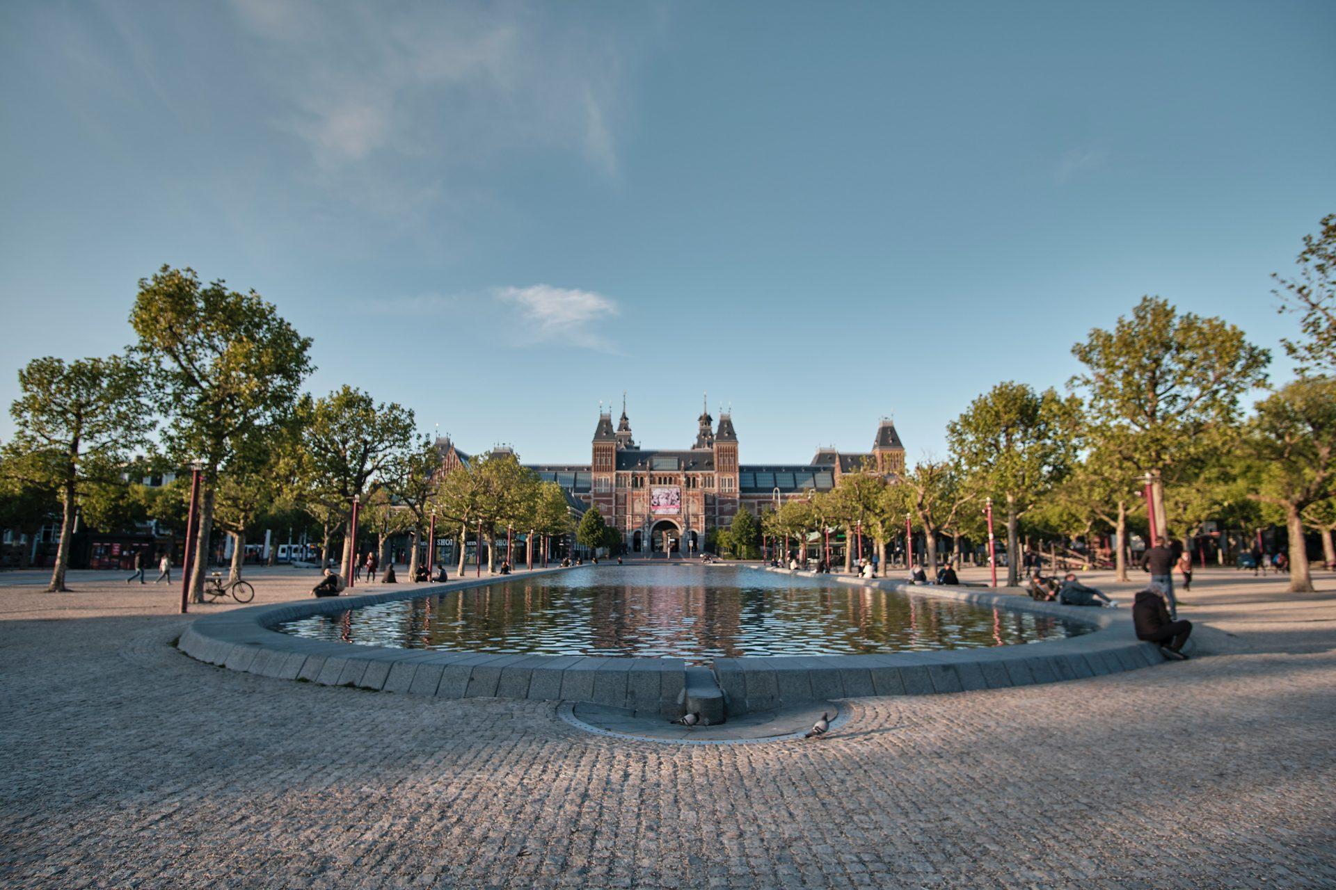 Rijksmuseum op 1 juni weer veilig open