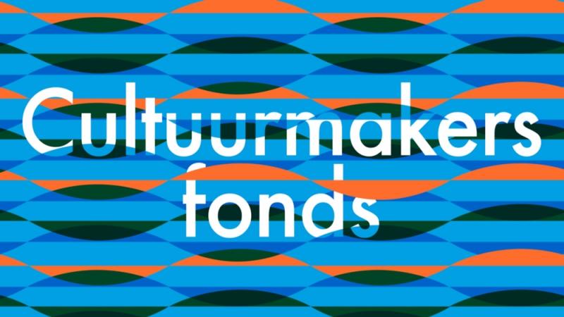 Inschrijving Cultuurmakersfonds start op 11 juni