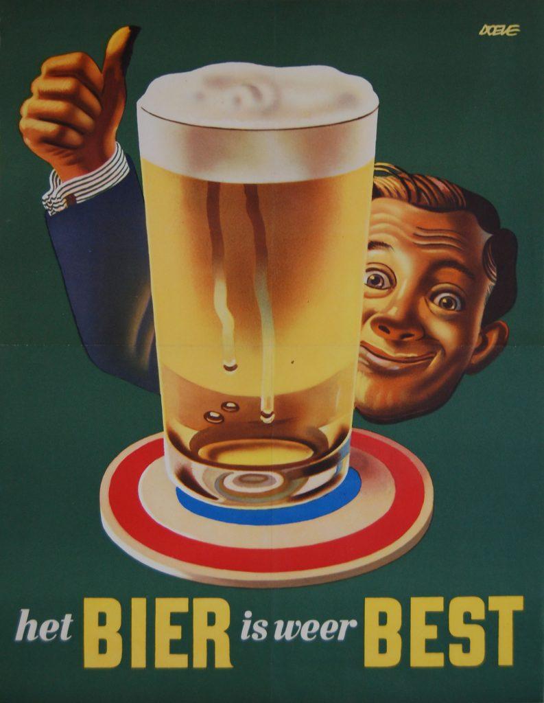 Tentoonstelling: Bier. Amsterdam, stad van bier en brouwers