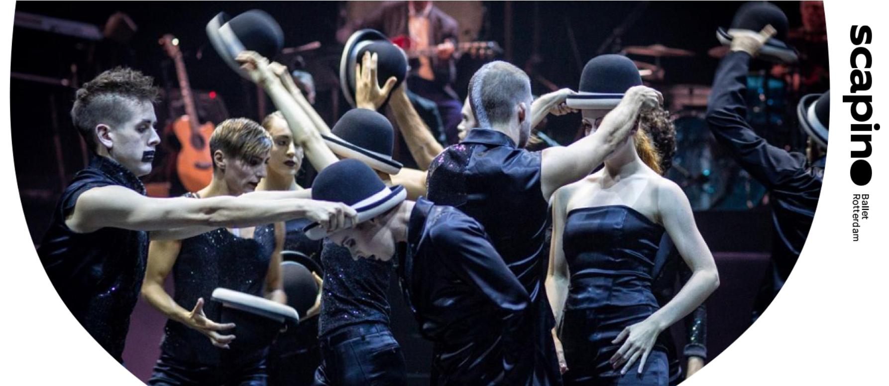 Geen rijkssubsidie meer voor Scapino Ballet Rotterdam
