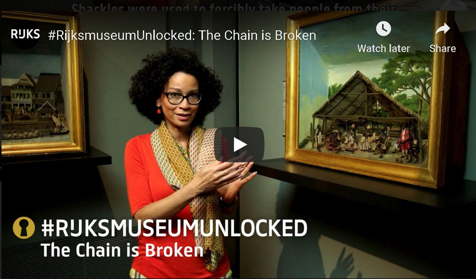 Learn more about the history of slavery in Suriname and the Dutch Antilles and its abolishment in the new episode of #RijksmuseumUnlocked.