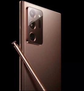 Samsung Note 20 Ulta