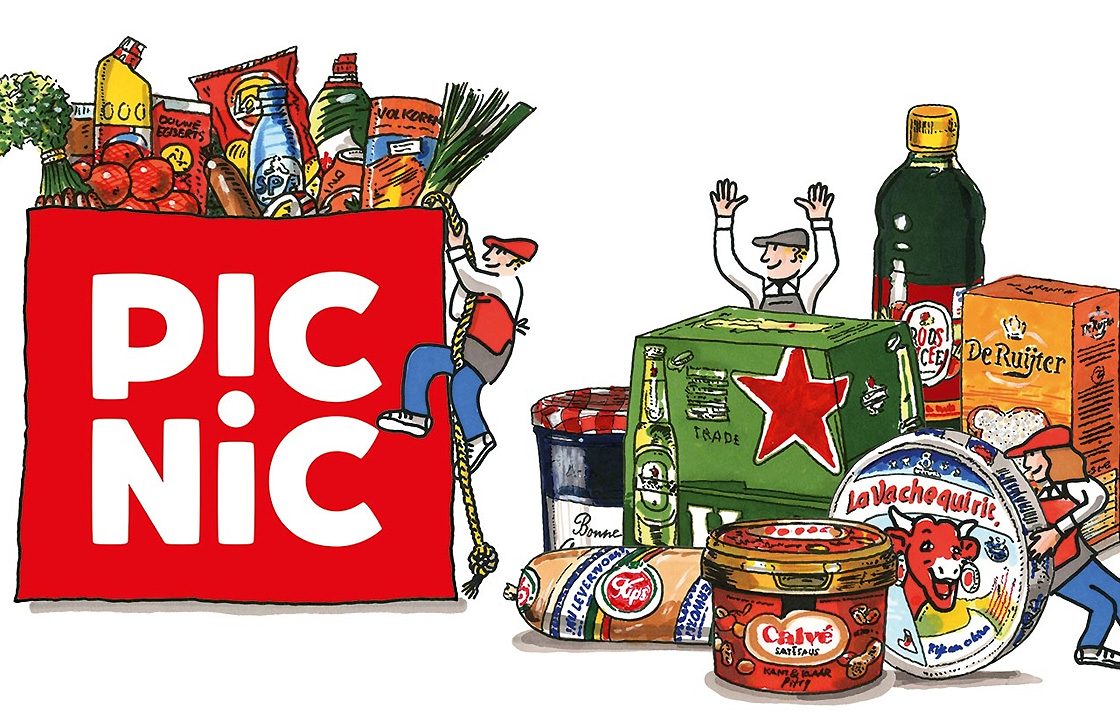 Picnic will develop and sell products under its own Picnic brand.