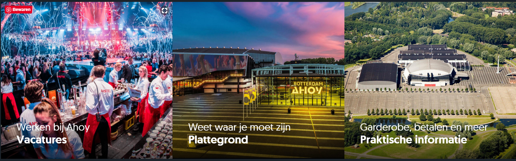 Rotterdam Ahoy reorganiseert en schrapt 108 banen