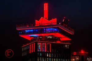 Cultuur kleurt rood in the Night of Live