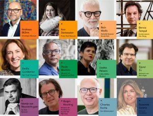 Kunstgeschiedenis door museumdirecteuren (online collegereeks)