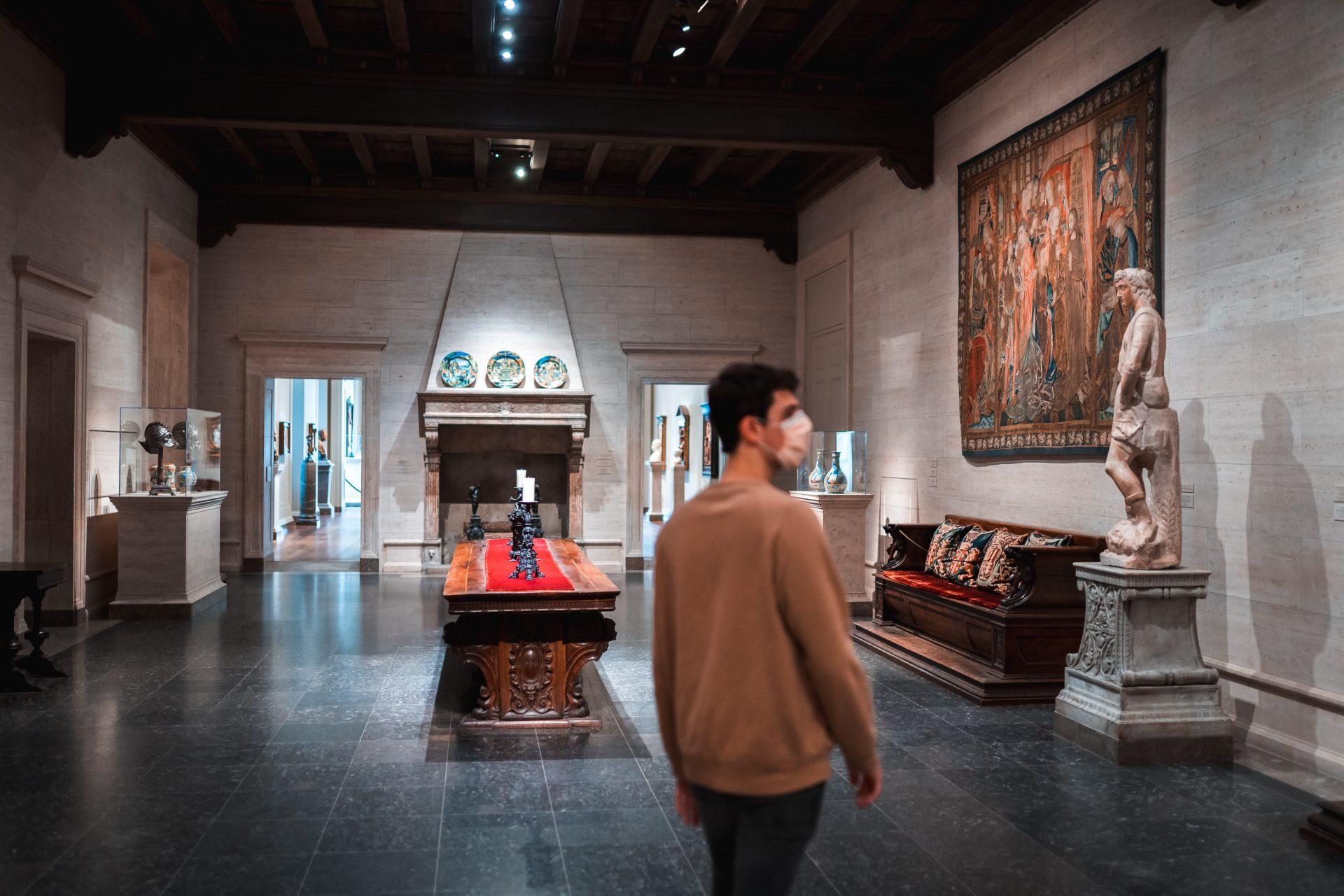 Musea voorlopig overeind, maar meer ontslagen