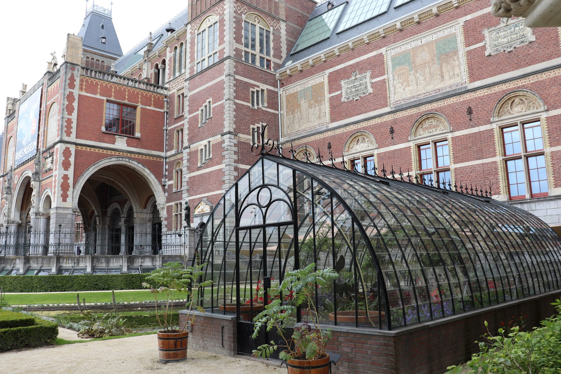 Rijksmuseum first museum in the world with maximum sustainability score